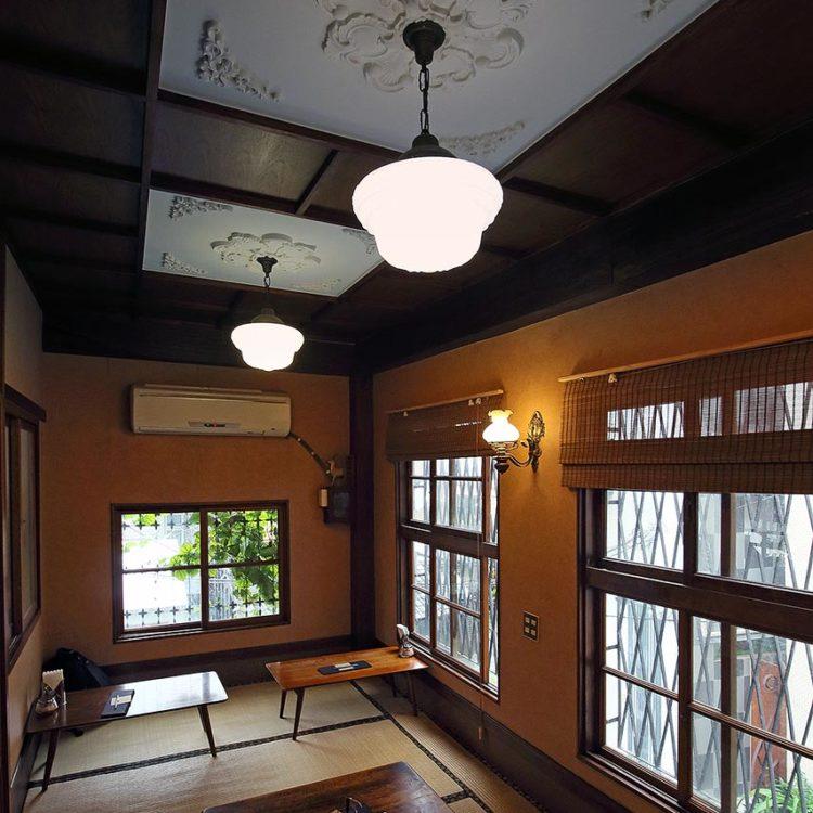 台南 鹿早茶館
