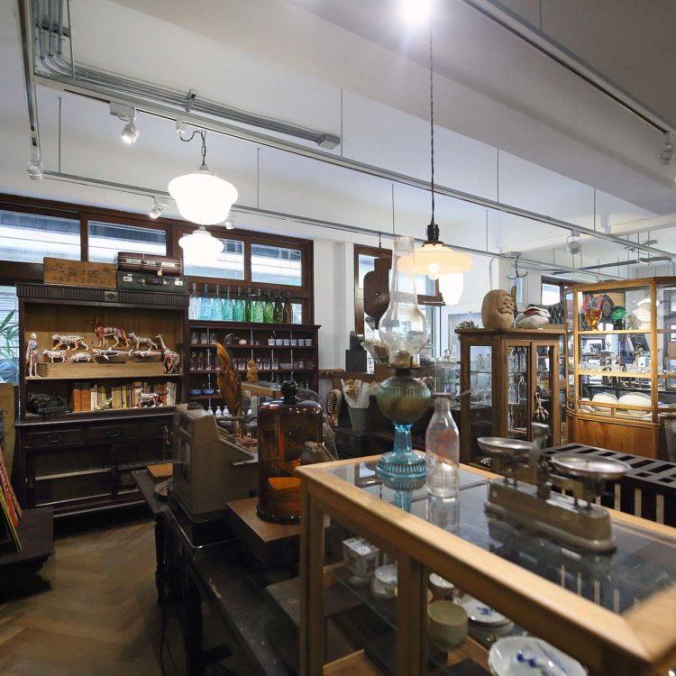 台南 Paripari 鳥飛古物店